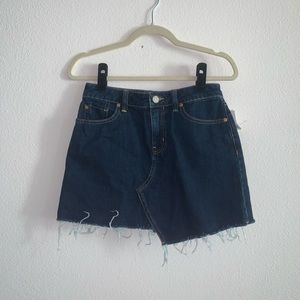 NWT Jean Skirt from UO